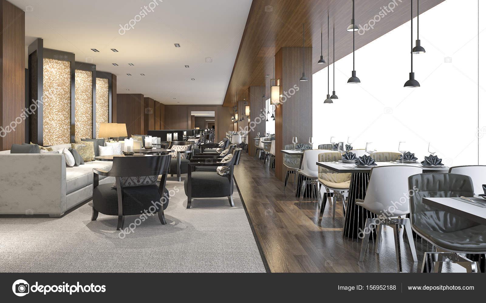 3d Renderowania Luxury Apartament Hotel Sypialnia Z Wanną I