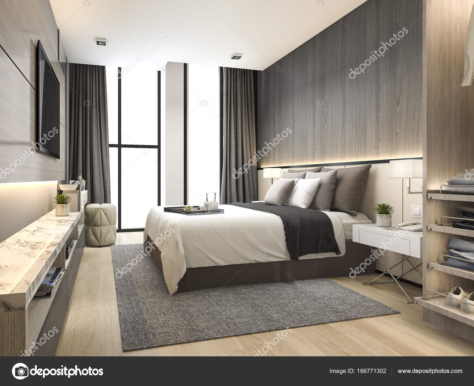 https://st3.depositphotos.com/11352286/16677/i/1600/depositphotos_166771302-stockafbeelding-3d-rendering-luxe-moderne-slaapkamer.jpg