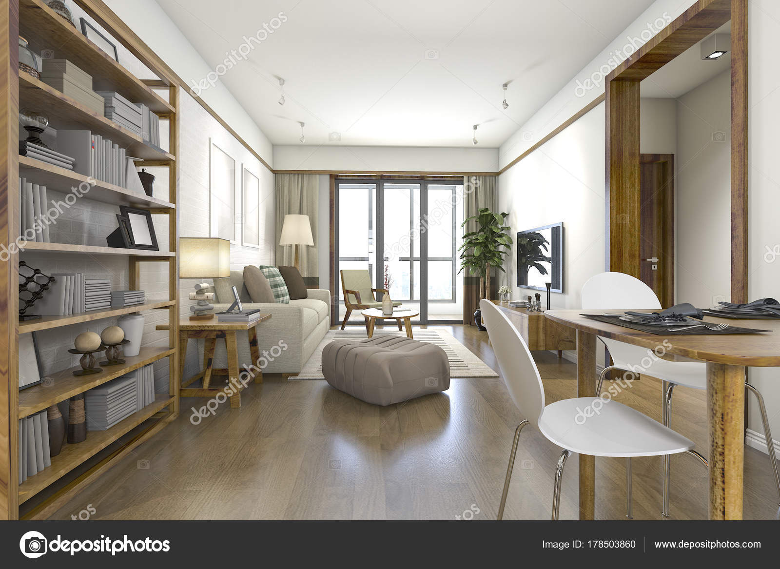 https://st3.depositphotos.com/11352286/17850/i/1600/depositphotos_178503860-stock-photo-rendering-wood-scandinavian-living-dining.jpg