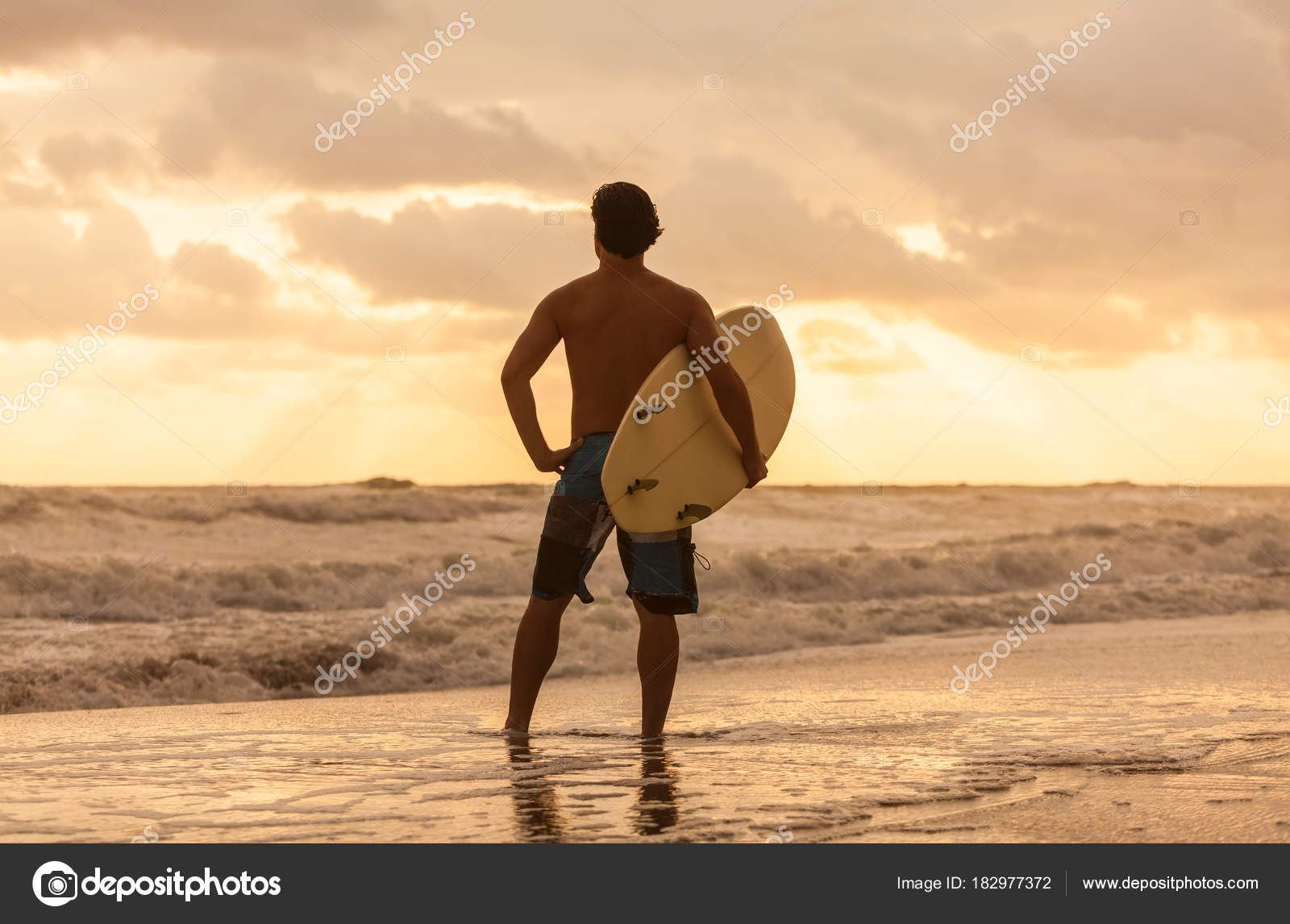 Surfeur homme