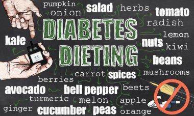 Diabetes Dieting Reduces Medicine