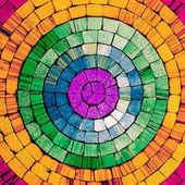 Fotografie Pozadí mozaiky. Podrobnosti Minimal art