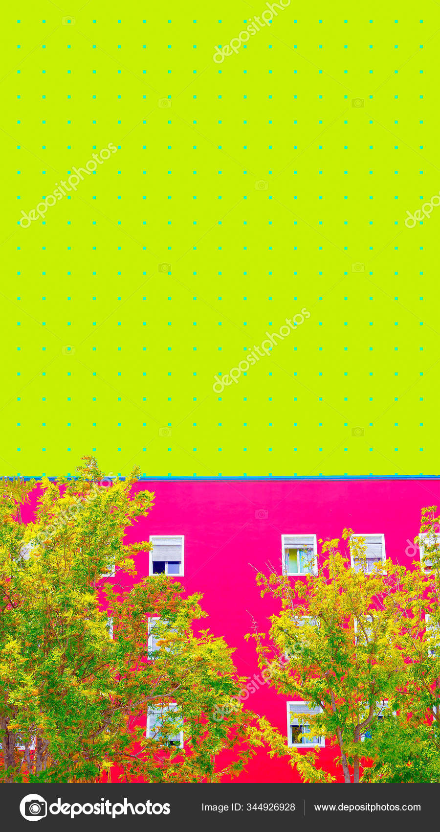 Aesthetic Collage Wallpaper Spring Blooming Mood Candy Colour
