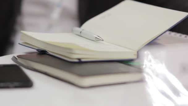 Poznámkový blok pero