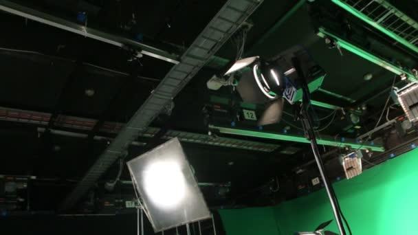 Film a világítás készlet