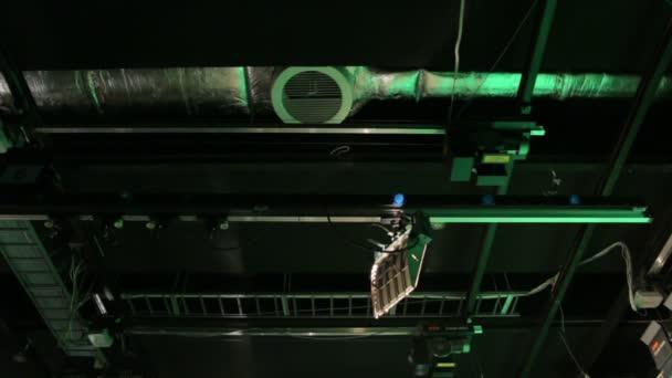 Zöld képernyő világítás készlet