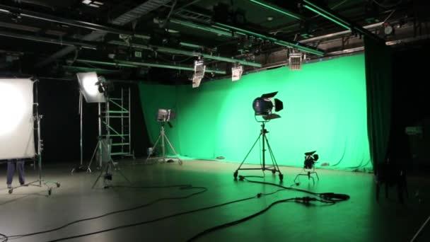 The Set Film Lighting