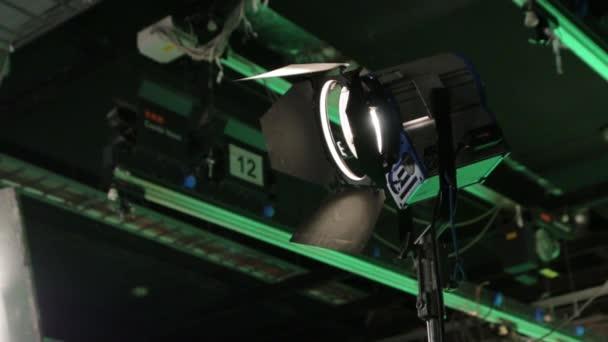 Film Set a világítás