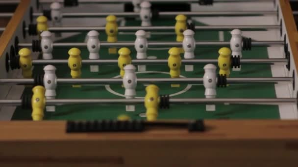 Win of Table Football
