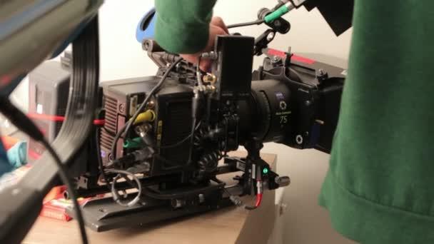 A kamera Film készlet