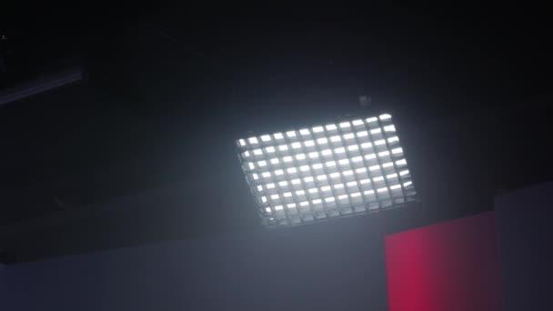 Fényes stúdió film világítás