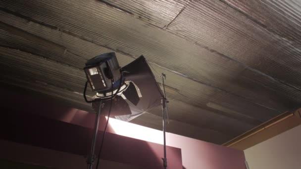 A stúdiófilmek világítása