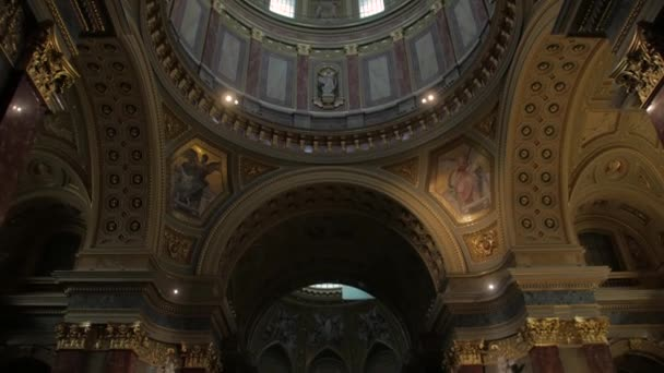 Dome of Catholic Temple