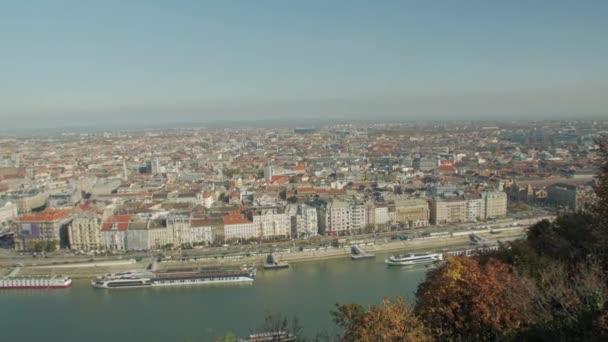 Budapest panorámája Városkép