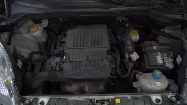 Vnitřní části automobilu