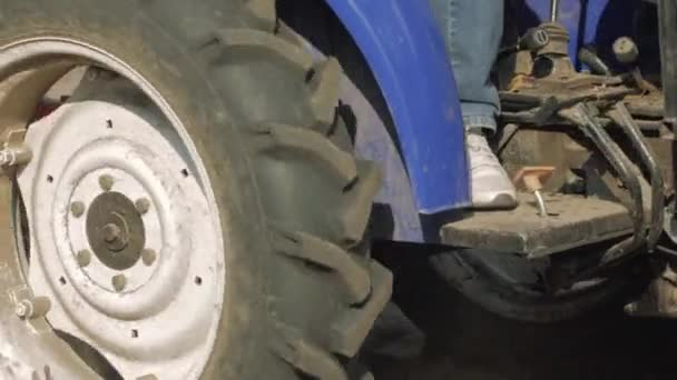Tractor Prepare The Ground