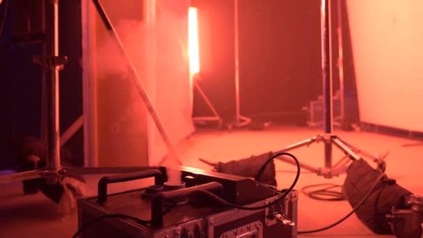 Film Light And Smoke Equipment