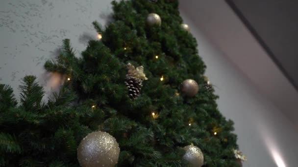 Nový rok dekorace věnce