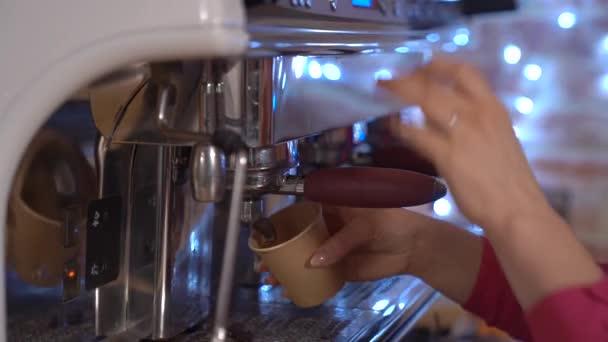 Kávéfőző gép készítése