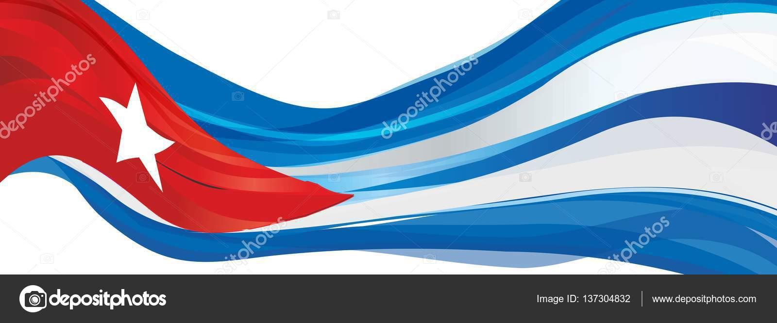 Banderas rojo azul y blanco