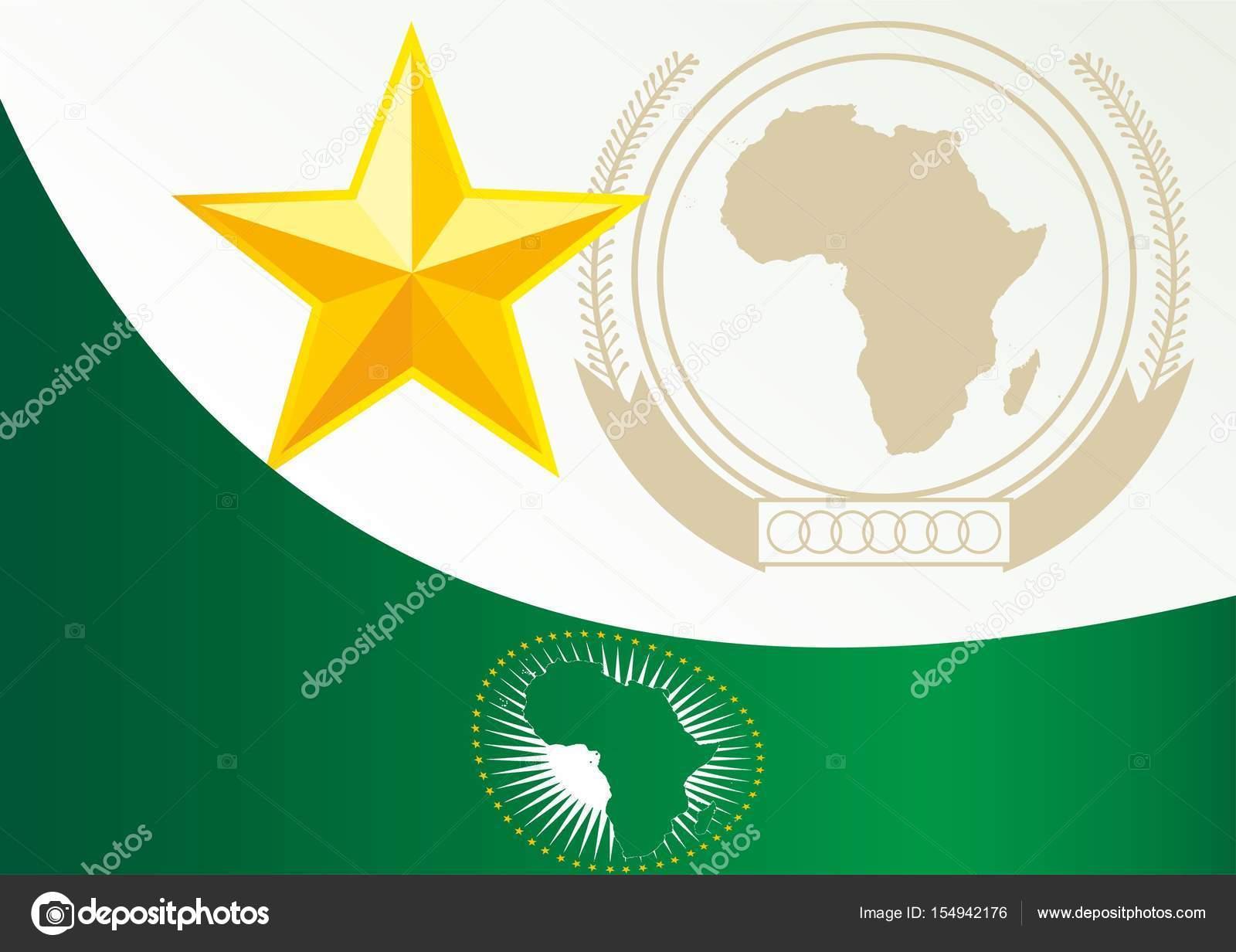 賞、アフリカ連合のシンボル、フ...