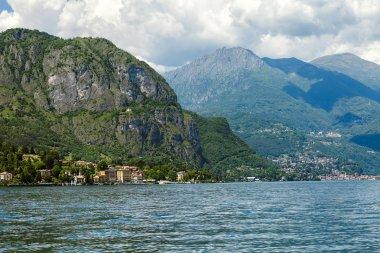 Mountain Lake Como