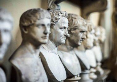 Antique Italian busts