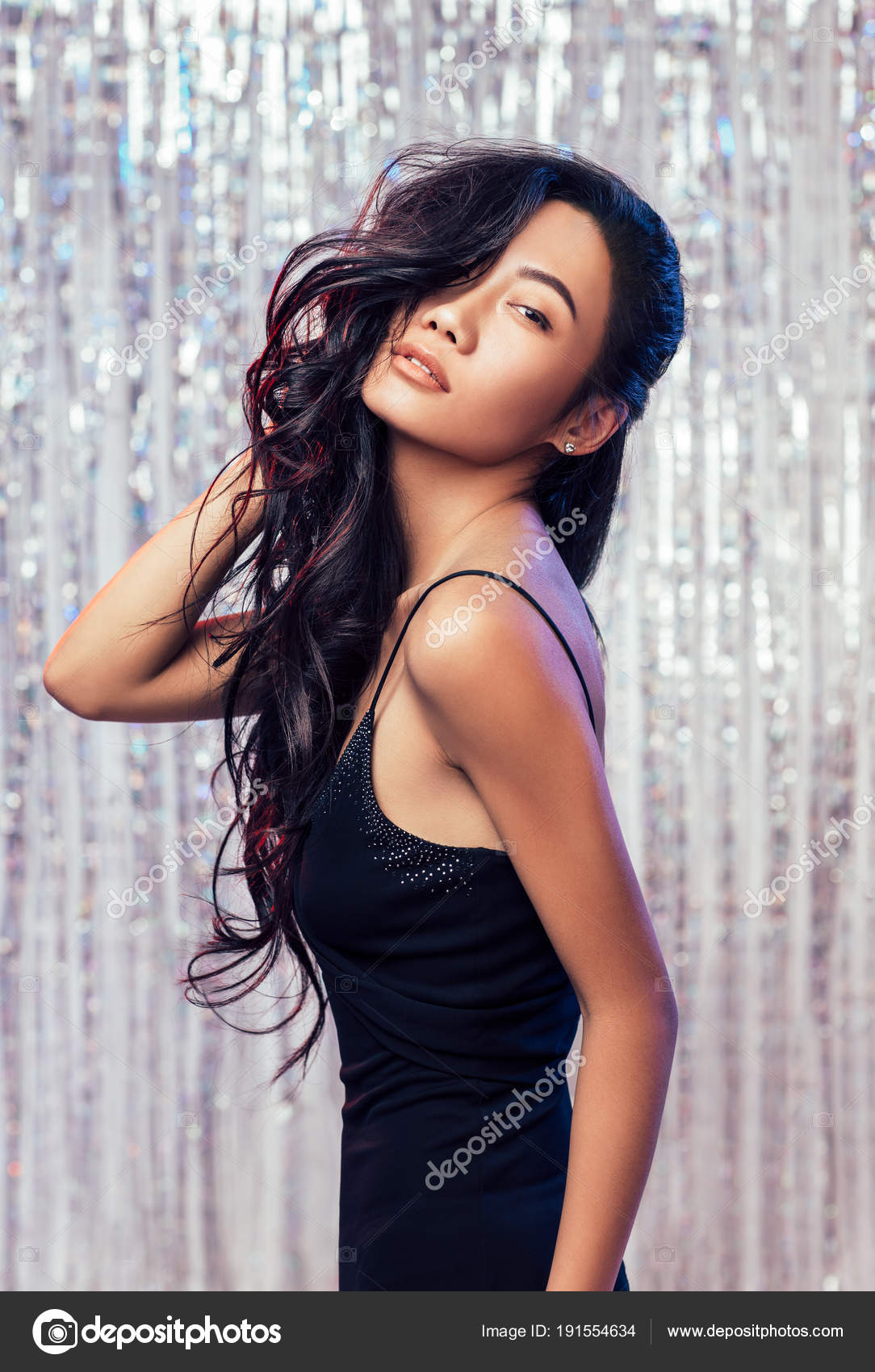 Goes! asian lady pretty more