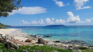 Tachogna Beach, Tinian