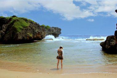 Hidden Beach, Saipan