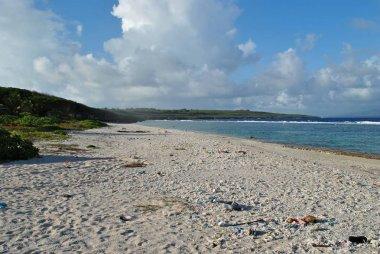 Marine Beach, Saipan, Northern Mariana Islands