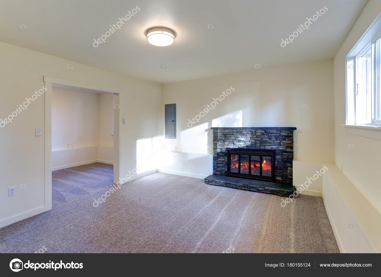 Salón vacío luz interior — Foto de stock © alabn #180155124
