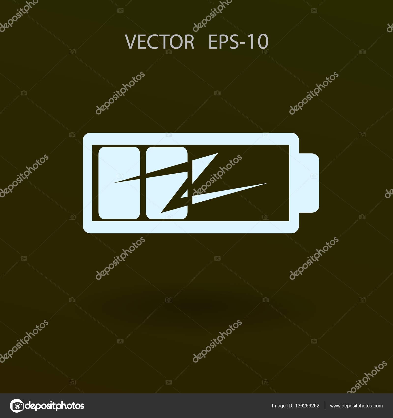 Ausgezeichnet Schematische Symbol Batterie Zeitgenössisch ...