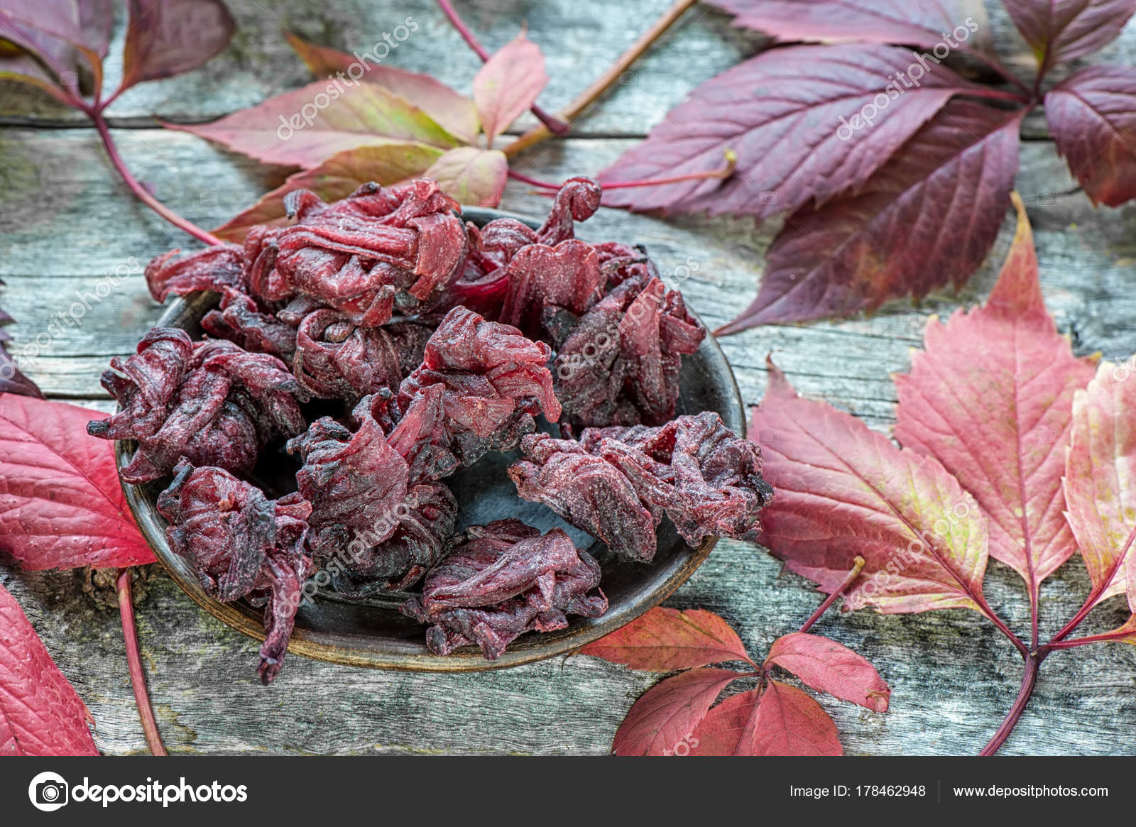 Sweet dried in syrup hibiscus flowers in close up copy space sweet dried in syrup hibiscus flowers in close up copy space stock izmirmasajfo