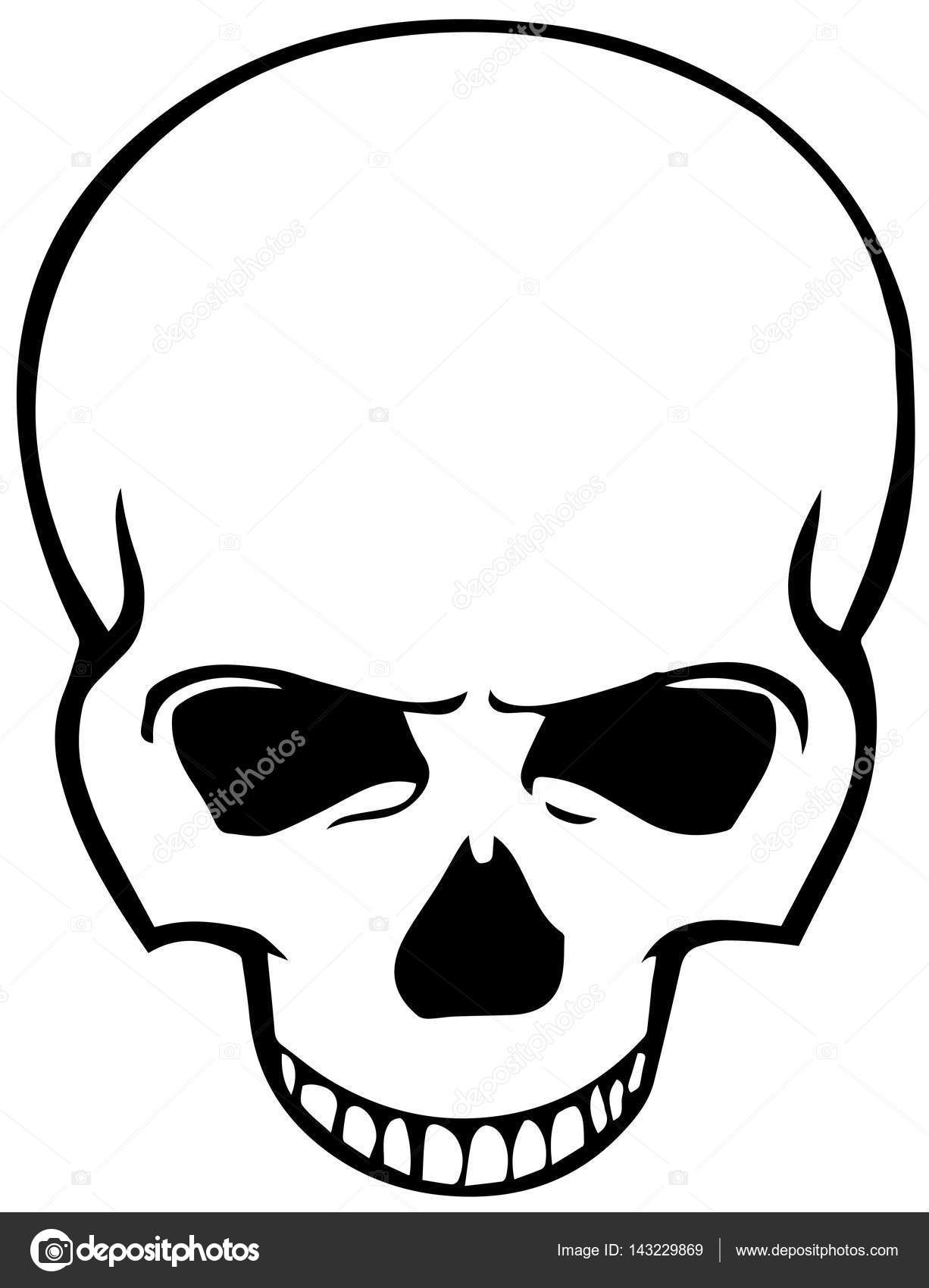collection of hand drawn skulls in monochrome vector skulls rh depositphotos com vector skull 1080 by 1080 vector skull frameset