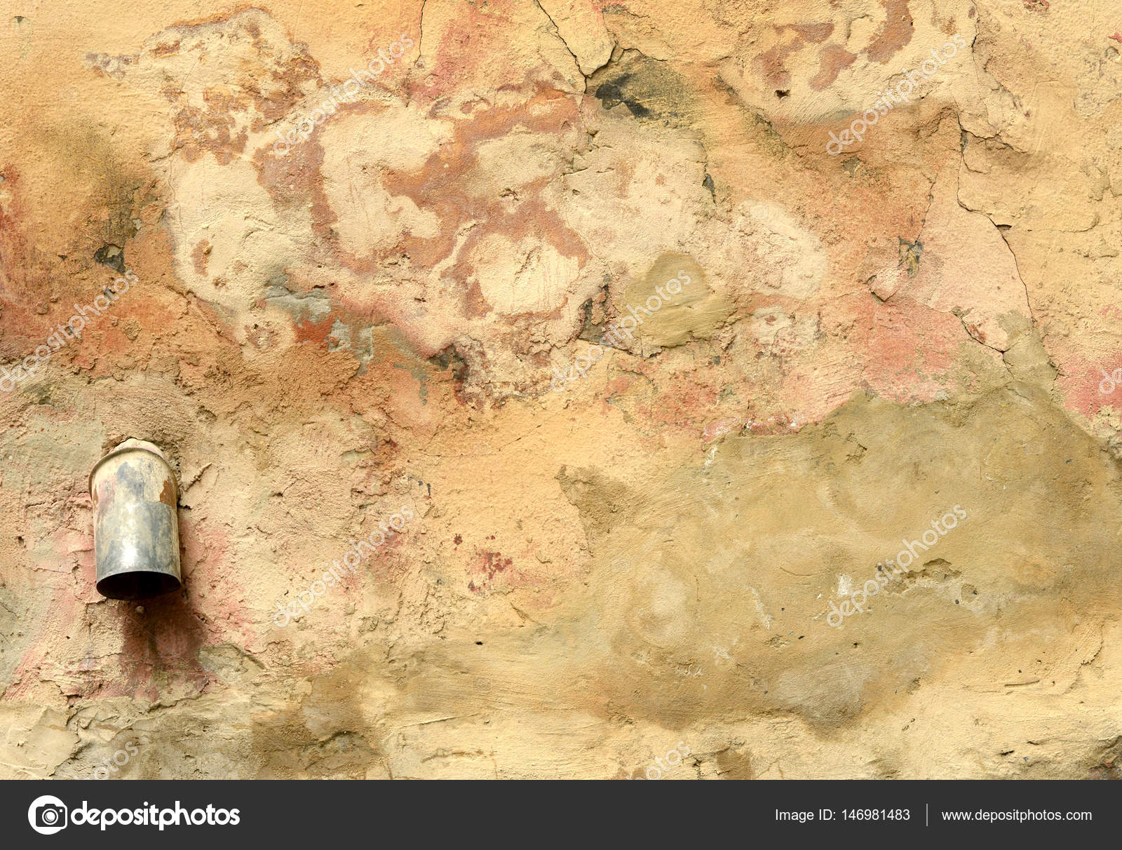 old wall, background, texture, plaster, shabby paint, old cement ...