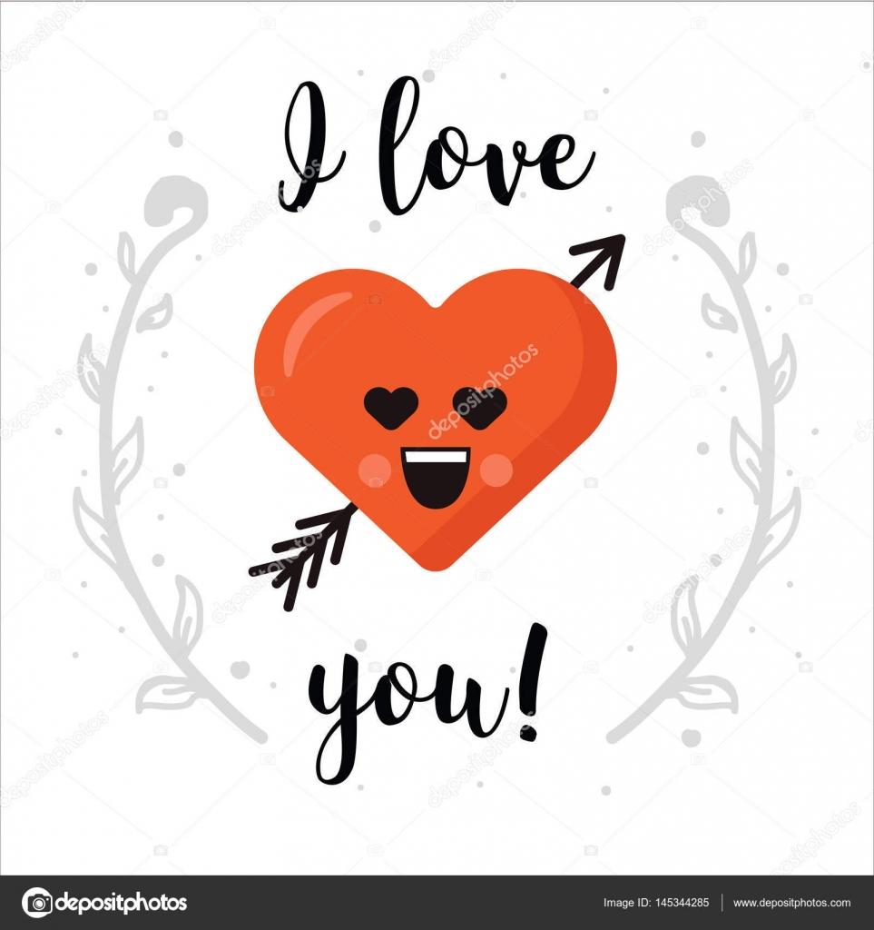 Herz Emoticon Text