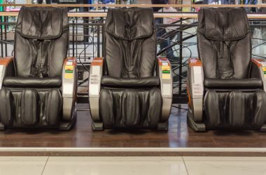 chair massages at the mall