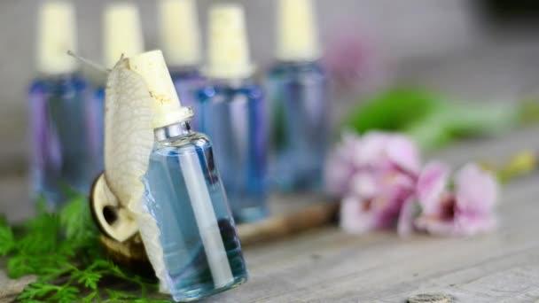 Šnek na obaly na kosmetické výrobky