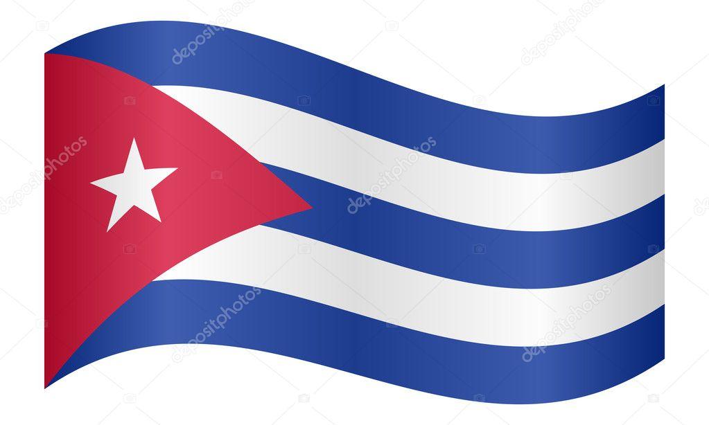 Fotos: Bandera Cuba Ondeando