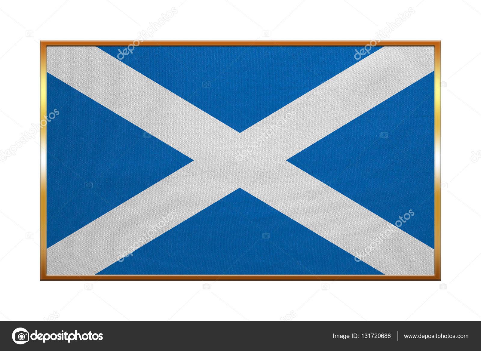 Национальный цвета шотландии