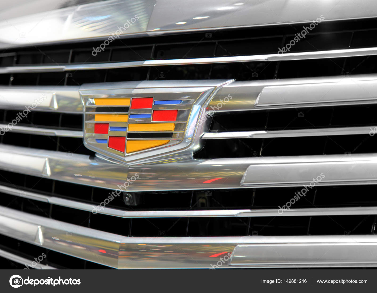 Cadillac Is A Luxury Car Division Of General Motors North America