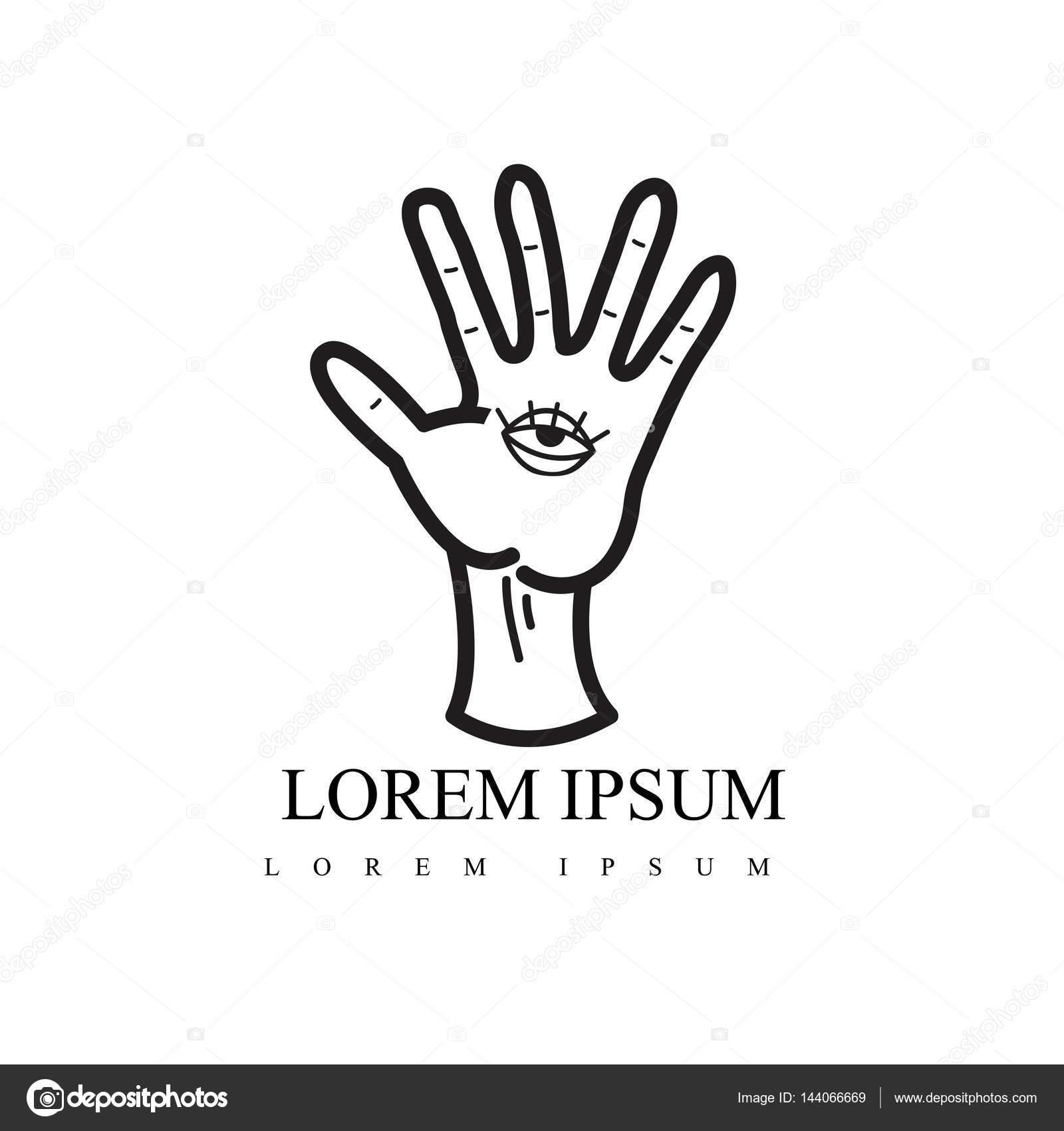 Masonic symbol eye in arm stock vector enotmutant 144066669 masonic symbol eye in arm stock vector buycottarizona Images