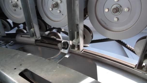 Mechanism of ski lift