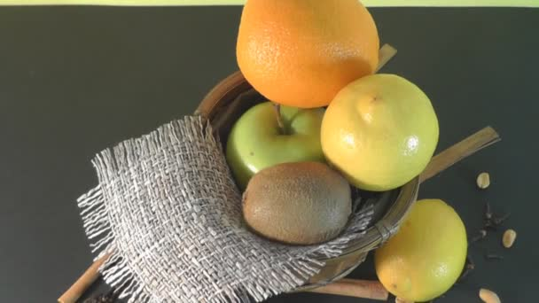 Odporová planžeta krásné ovoce, zdravé potraviny