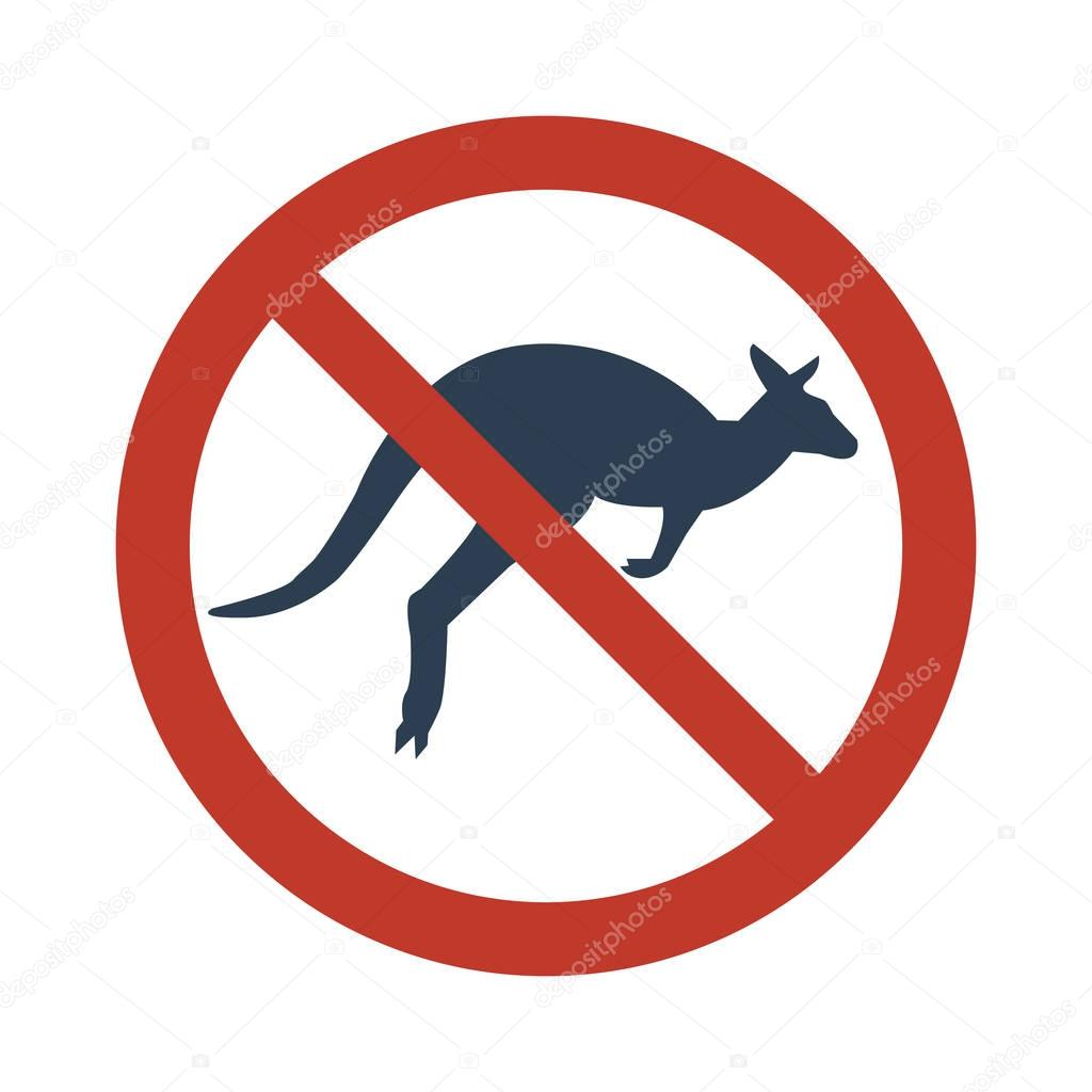 Känguru Symbol