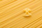 makaróny a nudle těstoviny