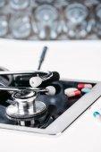 Lékařská zařízení a tablety