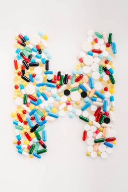 Letter from medical pills