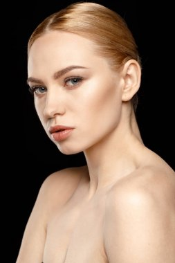 Gorgeous young woman